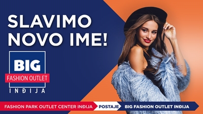 BIG CEE Serbia took over Fashion Park Outlet Indjija!